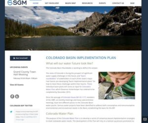 Colorado Basin Implementation Plan