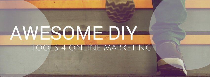 DIY Tools for online marketing